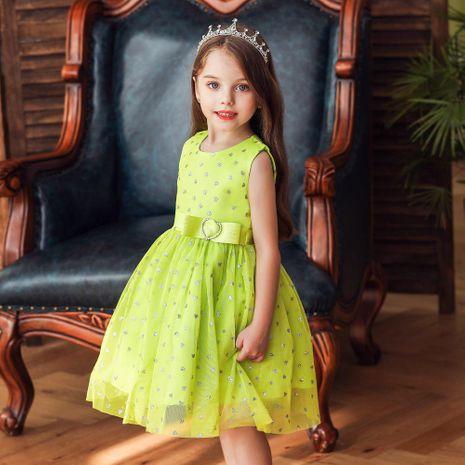 Nouveaux costumes pour enfants pettiskirt filles robes robes de princesse pour enfants NHTY198307's discount tags