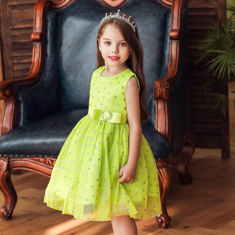 New children's costumes pettiskirt girls dresses princess dresses for children NHTY198307