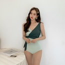 New Fashion Backless Sexy Spa One Piece Swimsuit Wholesale NHHL198396