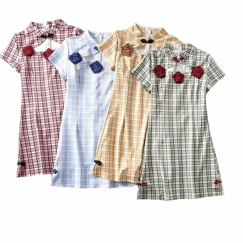 Spring fashion improved cheongsam dress wholesale NHAM198494