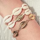Ocean series simple bracelet creative shell bracelet accessories NHMD198751