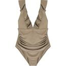 Fashion swimwear wholesale new fashion sexy onepiece swimsuit women NHHL198805