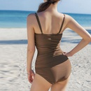 New onepiece sexy openback hot spring swimsuit Fashion women39s monokinis wholesale NHHL198905