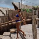 Fashion womens bikinis wholesale new sexy bikini female beach vacation split swimsuit NHHL198941