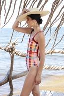 Wholesale fashion women39s swimwear new sexy onepiece swimsuit NHHL198998
