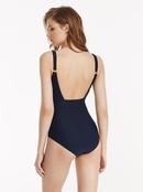 New European and American printed onepiece bikini Fashion swimwear wholesale NHHL199003