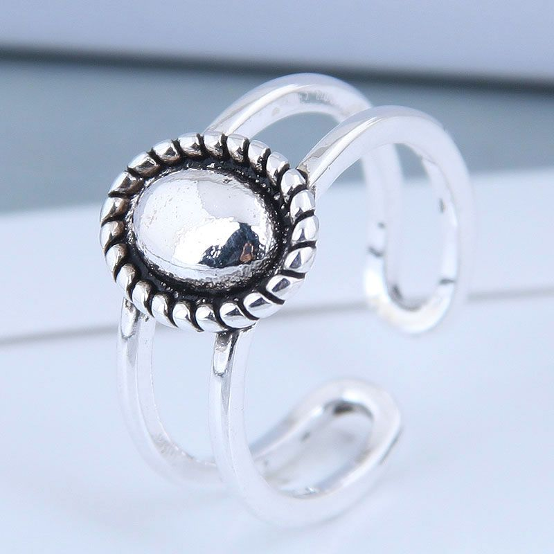 Exquisite Fashion Ring Wholesale Vintage Open Ring NHSC199713