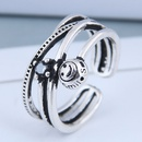 Exquisite Fashion Ring Wholesale Vintage Open Ring NHSC199710