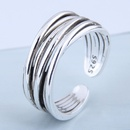 Exquisite Fashion Ring Wholesale Vintage Open Ring NHSC199702