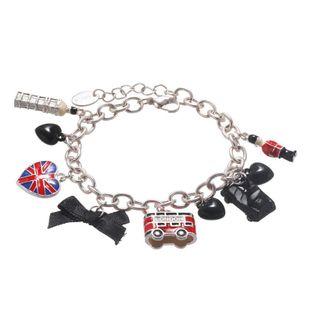 DIY accessories cartoon car villain peach heart geometric funny bracelet bracelet wholesale NHZU196091's discount tags