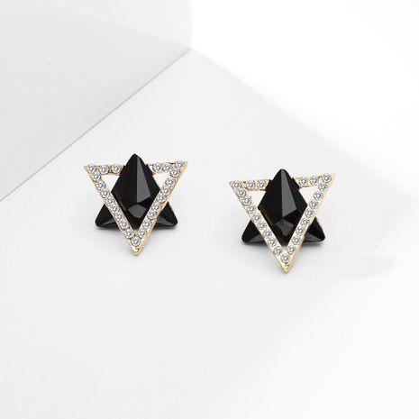 Korean new earrings small simple fashion earring mini earrings NHPF196112's discount tags