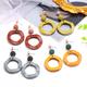Korean Fashion Sweet Joker Simple Earrings NHSC201818