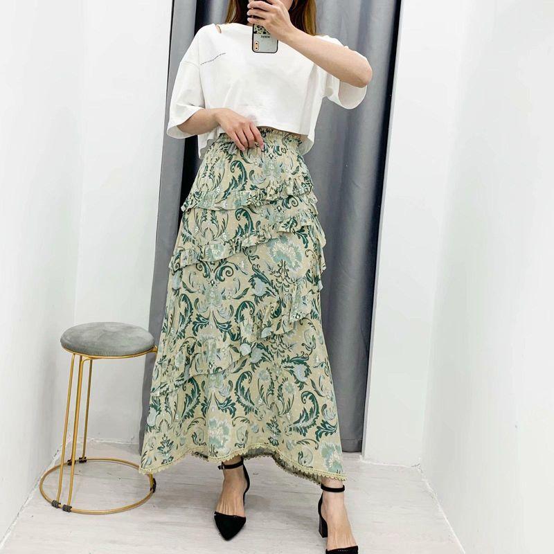 Fashion women 'dress wholesale anise skirt NHAM201471