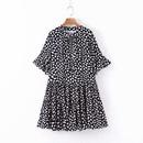 Wholesale spring stitching men39s cotton dress NHAM201507