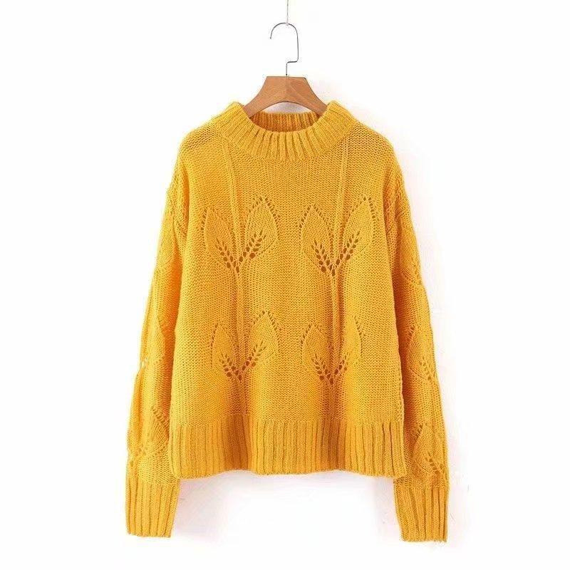 Fashion women 'clothes wholesale new fashion spring hollow women's sweaters NHAM201531