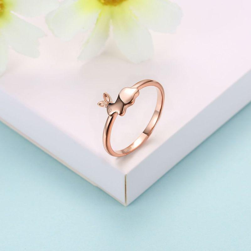 New Fashion Silver Ring NHKL201753