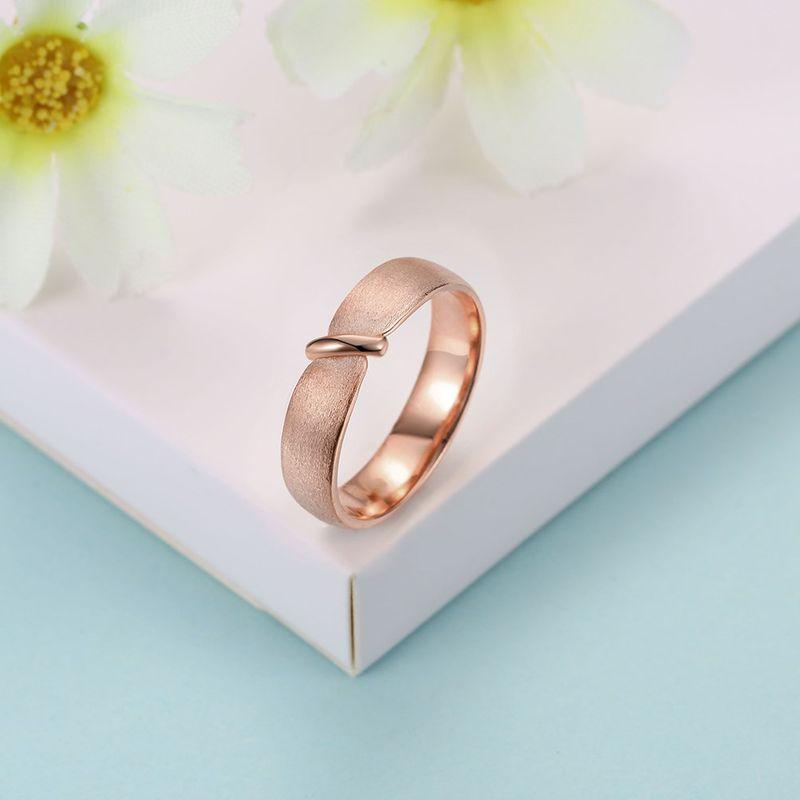 New Fashion Silver Ring NHKL201756