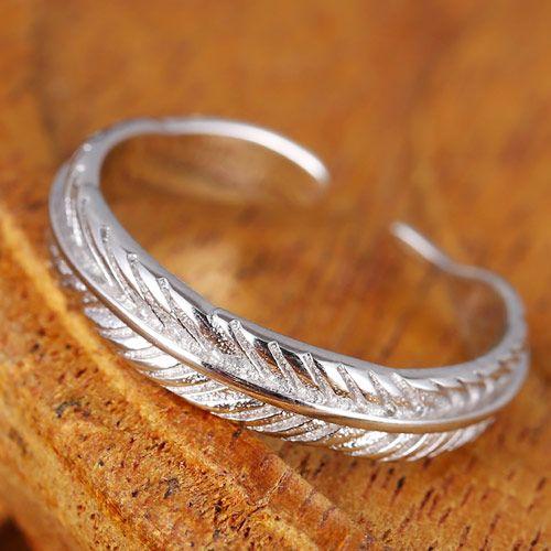 Fashion jewelry Korean fashion sweet wings open ring NHSC202467