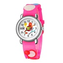 New Fashion Plastic Band Sports Watch Cute Quartz Men39s And Women39s Watch NHSY202006