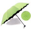 Flower umbrella vinyl umbrella folding umbrella custom sun umbrella wholesales fashion NHNN202034