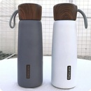 Korean mug student couple cup portable simple stainless steel water cup NHtn202053