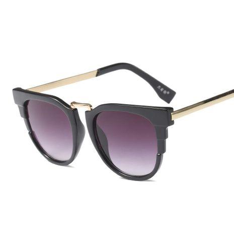 New Metal Sunglasses Fashion Kids Sunglasses Wild Kids Glasses NHFY202127's discount tags