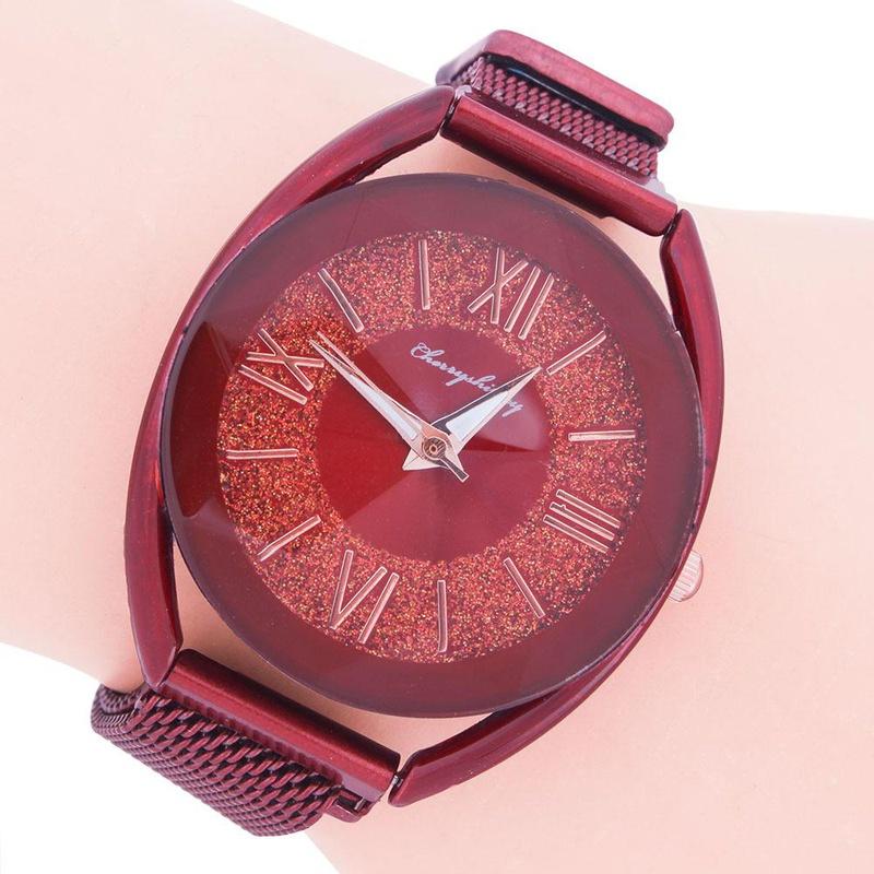 New Starry Watch Roman numeral ladies watch student fashion watch NHMM202170