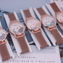 Suction Stone Watch Korean Ethnic Style Female Quartz Watch With Watch Spot Wholesale NHMM202172
