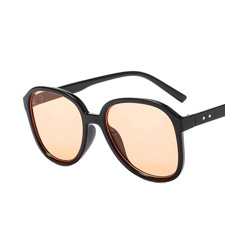 New fashion metal hinge sunglasses wholesale NHKD202116