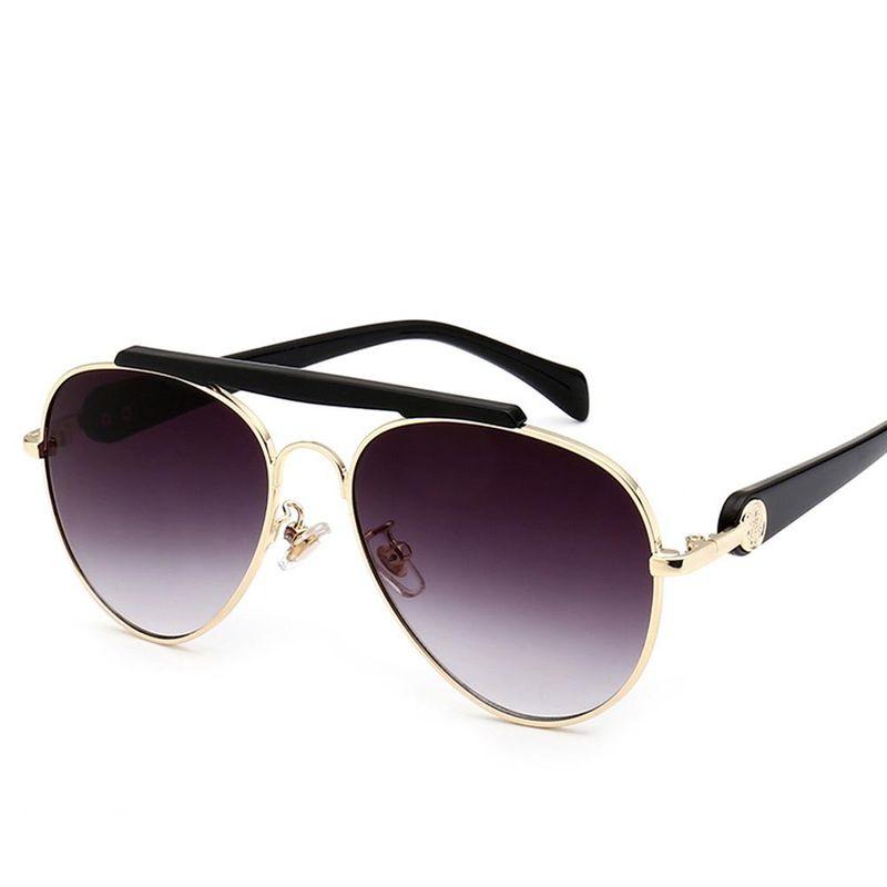 New children's sunglasses boys and girls flower glasses NHFY202129