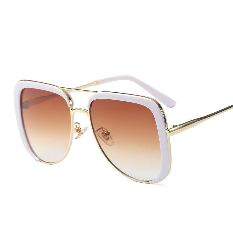 New Metal Sunglasses Fashion Kids Sunglasses NHFY202128