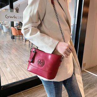 Small bags for women new Korean chain shoulder Messenger bag texture handbags cheap suppliers china NHTC202237's discount tags