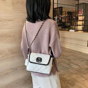 Small bag women bag new cheap chain wild crossbody bag yiwu wholesales cheap NHTC202256's discount tags