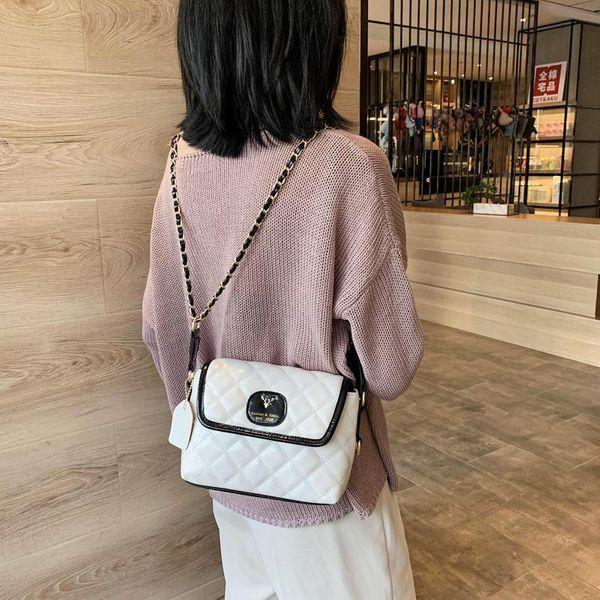 Small bag women bag new cheap chain wild crossbody bag yiwu wholesales cheap NHTC202256