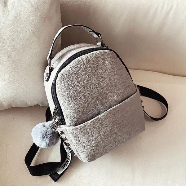 Bags for Women New Korean Stone Pattern cheap Student Backpack Broadband Backpack Trendy NHTC202257