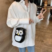 Bags Women's Bags New Korean Fashion Chain Cartoon Messenger Bag Shoulder Small Square Bag NHTC202278