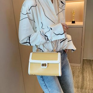 Handbag Bags for Women New Trendy Korean Messenger Small Square Bags Fashion Simple Shoulder Bags NHTC202306's discount tags