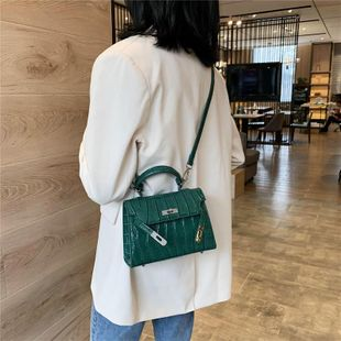 Handbags New Messenger Bags Women Small Bags Han Bags Women Black Bags Kelly Bags Trendy NHTC202325's discount tags