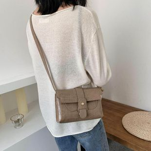 Women's Bag New Korean Fashion Crocodile Crossbody Bag Shoulder Small Square Bag NHTC202353's discount tags