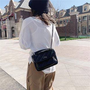Women's new fashion chain Messenger bag Korean shoulder small square bag wholesales yiwu NHTC202369's discount tags