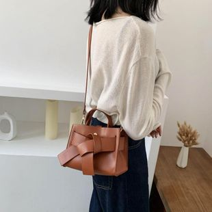 Shoulder bag women new Korean fashion portable messenger bag shoulder small square bag wholesales yiwu NHTC202373's discount tags