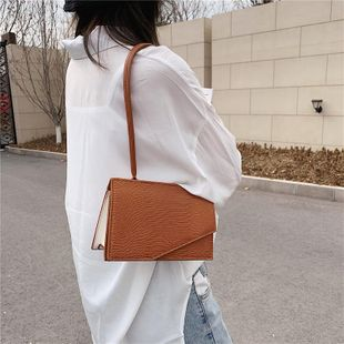 Bags Women's Bags New Korean Underarm Bags Simple Shoulder Small Square Bags suppliers china NHTC202383's discount tags