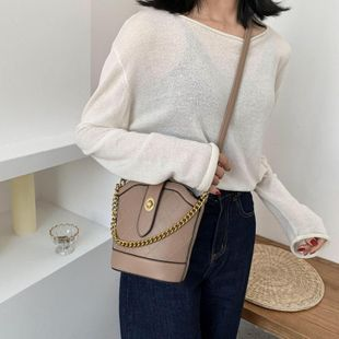Small bags women's new diamond chain messenger bag fashion shoulder bucket bag wholesales yiwu china NHTC202392's discount tags
