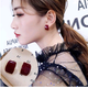Fashion jewelry Korean fashion sweet OL simple earrings NHSC202417