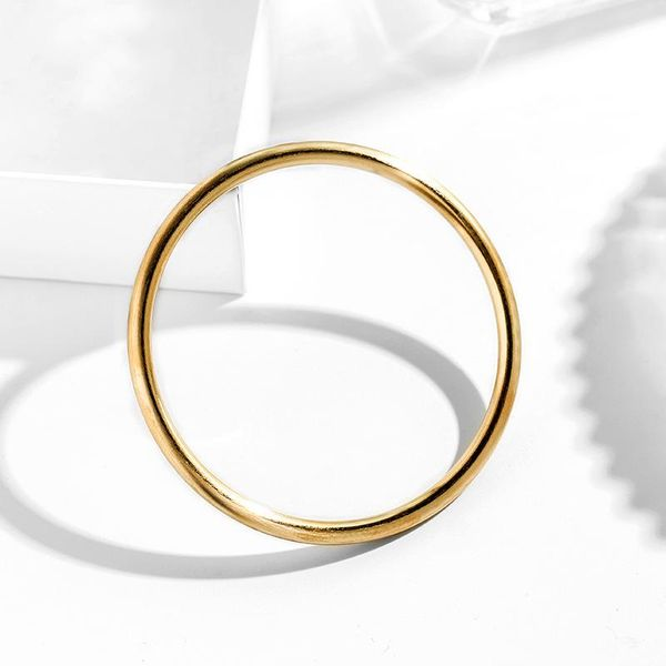 Fashion jewelry simple wild solid color bracelet elegant couple bracelet jewelry NHPP203004