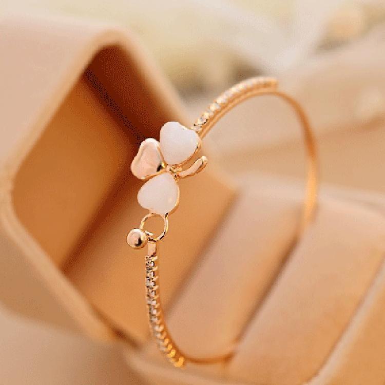 Jewellery for women Opal full diamond bracelet wholesales yiwu suppliers china NHDP203067