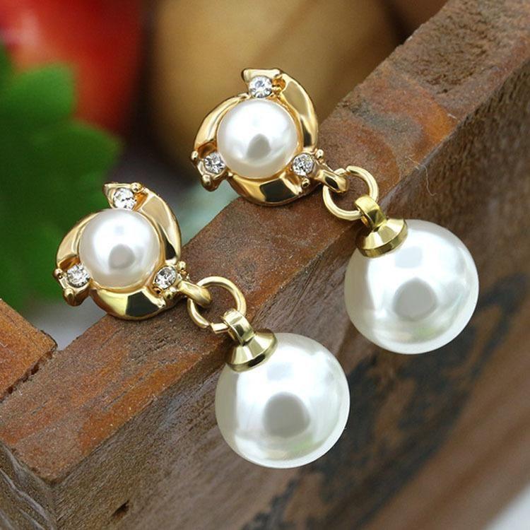 Korean new style diamond earrings spiral wind earrings hot fire wheel creative jewelry NHDP203076