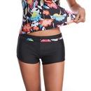 New split conservative swimwear boxer print swimsuit Yiwu jewelry supplier NHHL203342
