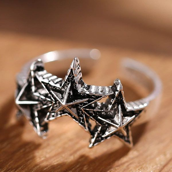 Fashion Metal Vintage Open Ring NHSC203755