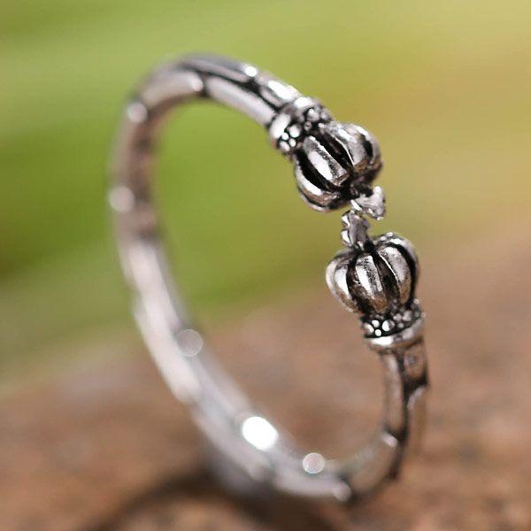 Fashion Metal Vintage Open Ring NHSC203751